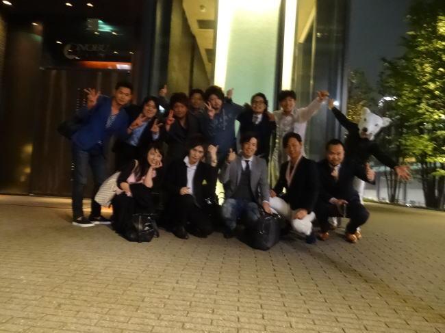 NOBU TOKYO in 虎ノ門(ノブ・トーキョウ) R・デニーロと共同経営 松久信幸(LA.Matsuhisa)が作る創作和食